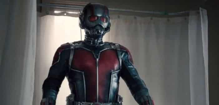 MARVEL'S ANT-MAN- New Broadcast Spot Now Available!