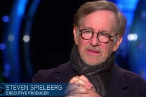 "JURASSIC WORLD - ""A New Vision"" Featurette - Steven Spielberg on Colin Trevorrow"