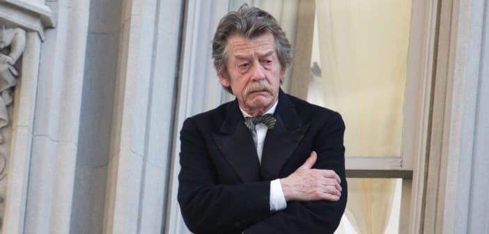Veteran actor Sir John Hurt Diagnosed With Early-Stage Cancer