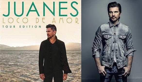 Juanes tour