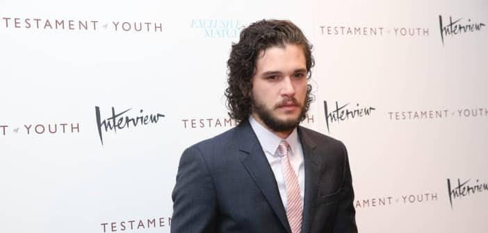 'GoT' Actor Kit Harington To Replaces Robert Pattinson In 'Brimstone' Thriller