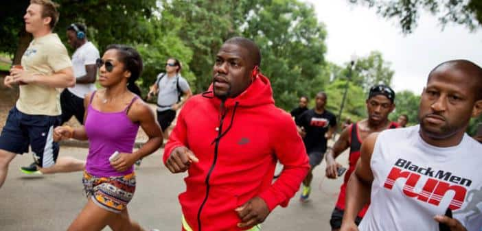 Kevin Hart Hits Up Twitter Fan To Join Him In A 'Spontaneous 5K Run' through Atlanta