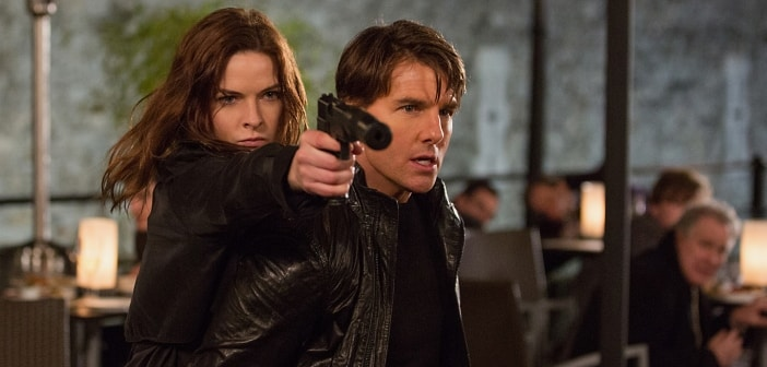 """5 Minutes Of """"M:I – ROGUE NATION"""" To Debut Exclusively In IMAX THEATRES"""