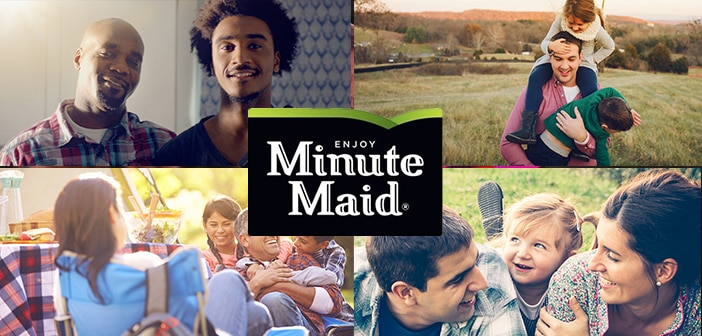 CLOSED--Minute Maid #DoinGood Father's Day Sweepstakes 1