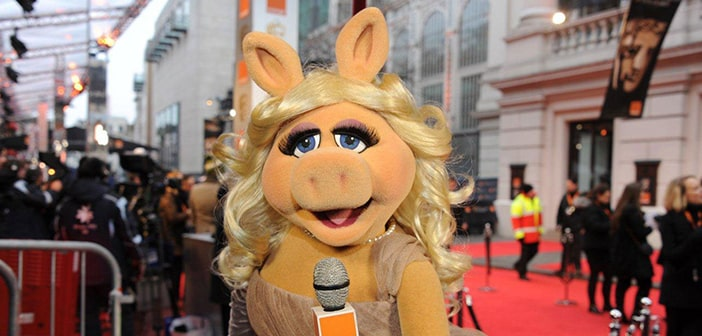 2015 Sees Miss Piggy Honored With Feminism Award