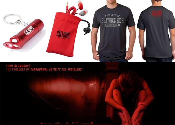 Prize Pack Gallows
