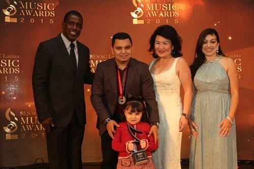 SESAC Latina YouTube Music Performance Award (1)