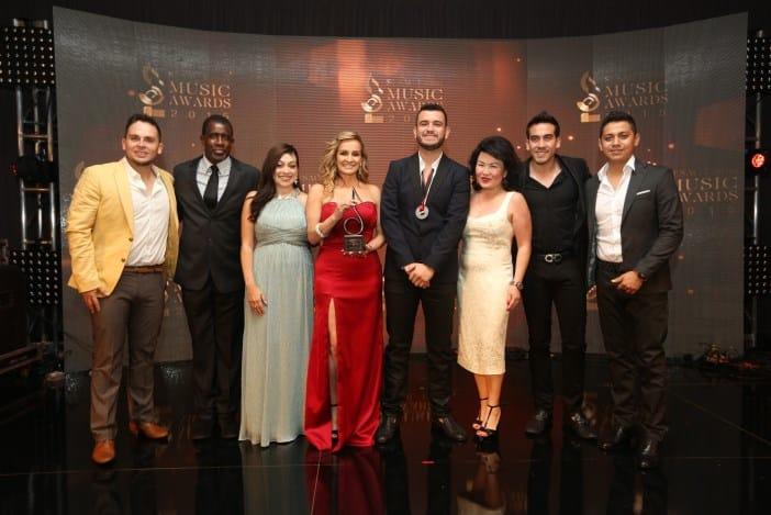 SESAC Latina YouTube Music Performance Award (2)