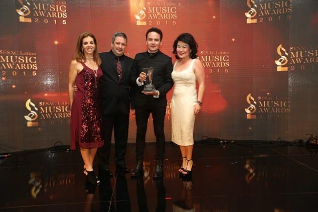 SESAC Latina YouTube Music Performance Award (3)