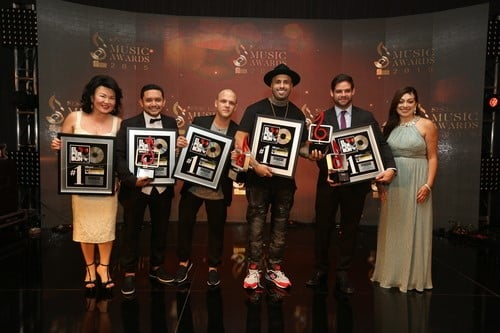 SESAC Latina YouTube Music Performance Award (4)