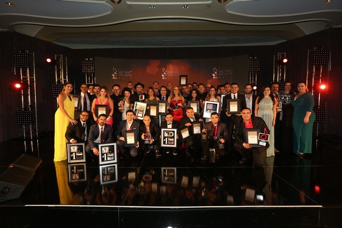 SESAC Latina YouTube Music Performance Award (5)