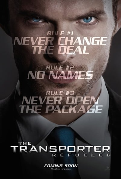 THE TRANSPORTER REFUELED (2)