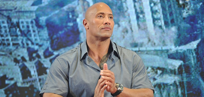 Dwayne Johnson Gearing Up To Fight Against 80s Arcade Monsters