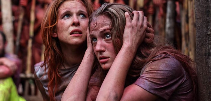 THE GREEN INFERNO - Full Length Trailer