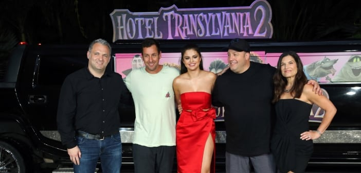 HOTEL TRANSYLVANIA  2 - Summer of Sony 2015 1