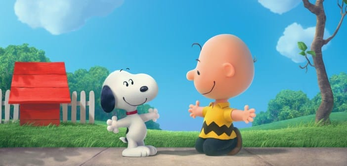 THE PEANUTS MOVIE - New poster! 2