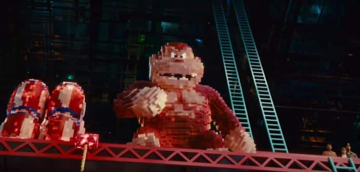"""""""Game On,"""" The Theme From """"Pixels"""" By Waka Flocka Flame Feat. Good Charlotte 2"""