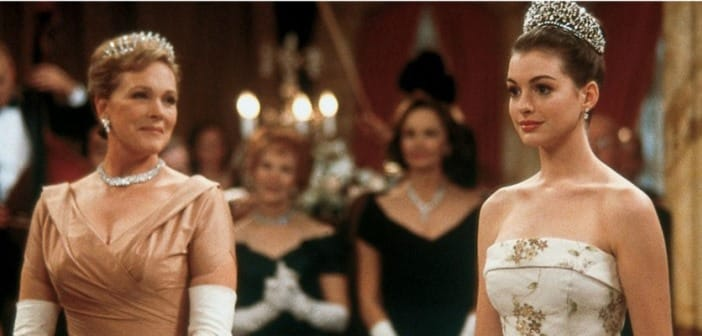 Reports On A Third Installment Of 'The Princess Diaries' Exaggerated
