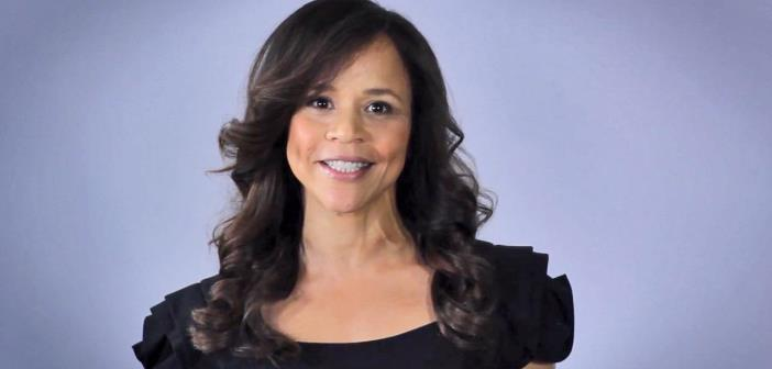 Rosie Perez Speaks About Teen Relationship with a Girl