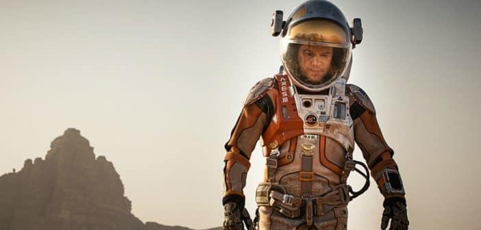 The Martian - Official Trailer - 20th Century FOX 2