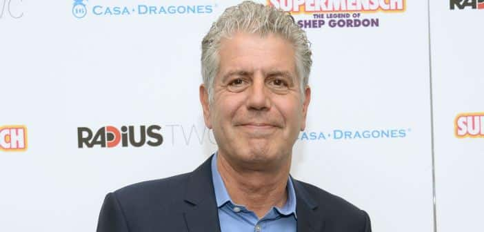 Anthony Bourdain Calls Out Guy Fieri and Adam Richman