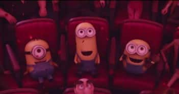Capture minions box office