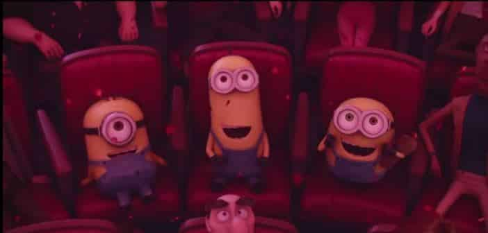 """""""Minions"""" Movie Is A Huge Success A Box Office Sales Exceed $115 Million"""