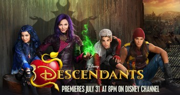Disney-Descendants-Perfect Fit