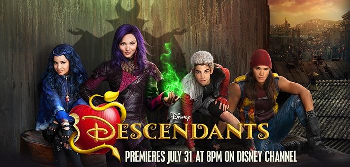 DISNEY'S DESCENDANTS - Meet the Kids of Disney's Infamous Villains