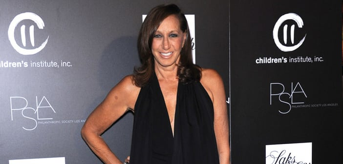 World Renown Designer Donna Karan Stepping Down