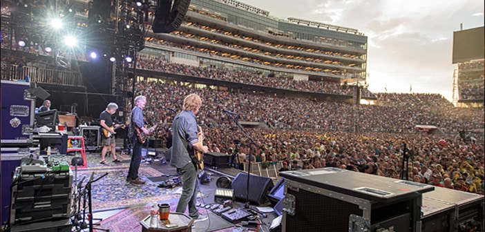 GRATEFUL DEAD's Last Concert After 50 Years Of Music Brought 70,000 To Say Goodbye