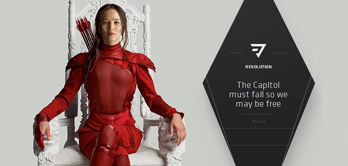 "The Hunger Games: Mockingjay Part 2 - ""Stand With The Mockingjay"" 2"