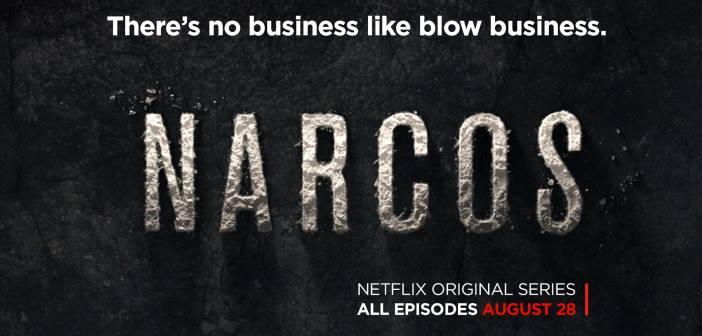 NARCOS - TRAILER DEBUT!