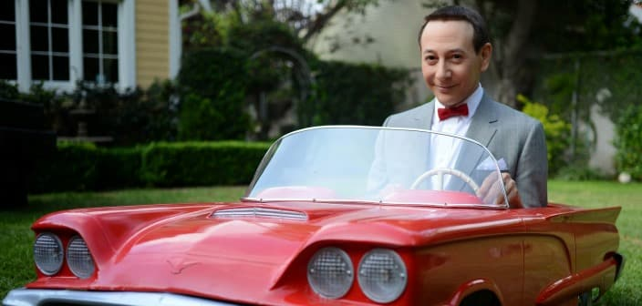 Pee-wee Herman's New Movie Set To Feature on Netflix in March 2016