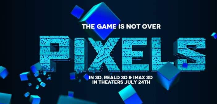 CLOSED--PIXELS - VIP Advanced Screening Giveaway And Movie Passes