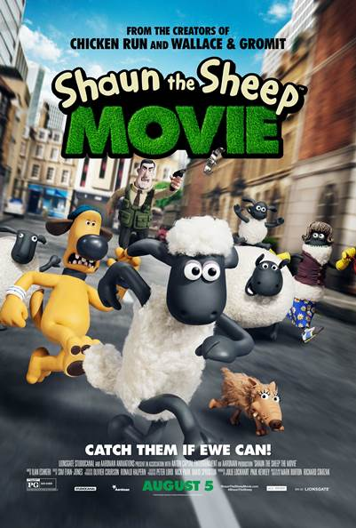 SHAUN THE SHEEP MOVIE  FINAL Poster