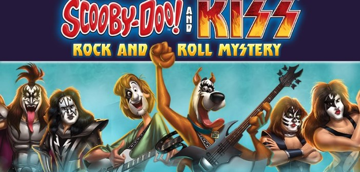 CLOSED--Scooby-Doo! and KISS: Rock and Roll Mystery Blu-ray Giveaway 1