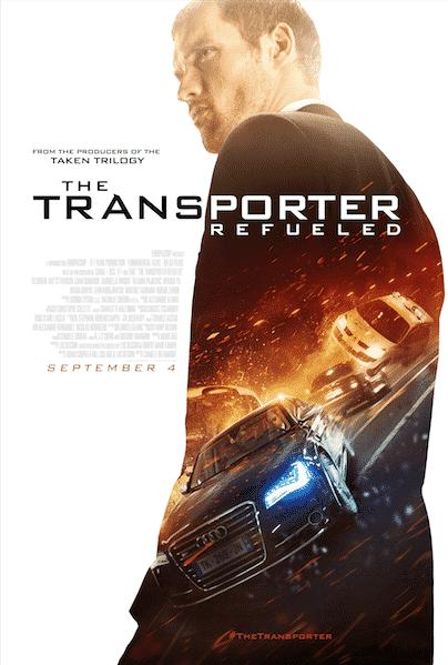 TRansporter REfueled Poster