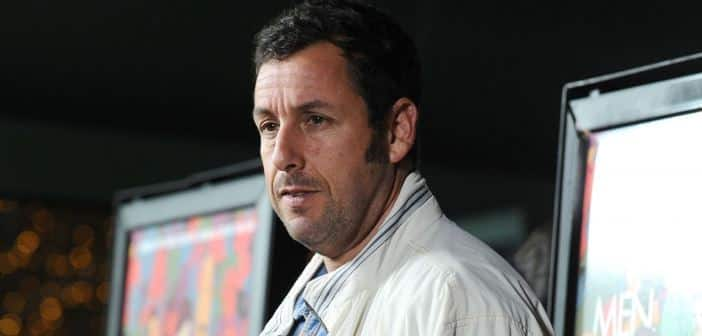 Adam Sandler Calls Controversy Over His 'Ridiculous Six' Film Was Blown Out of Proportion