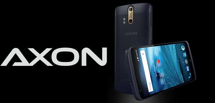 ZTE Launches Axon Phone 1
