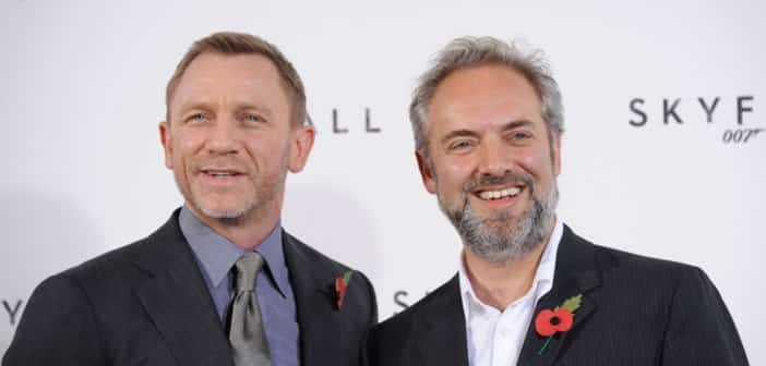 Director Sam Mendes Says He Won't Direct Another Bond Film After 'Spectre'