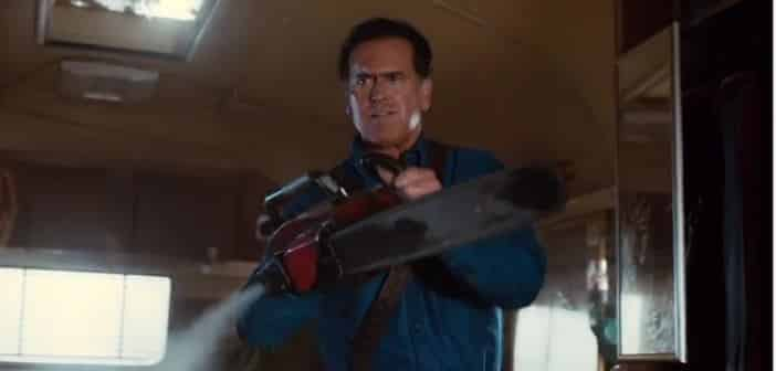 ASH VS EVIL DEAD - Official Trailer!