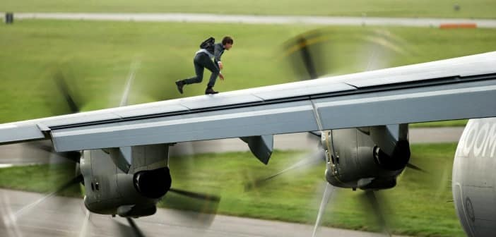 MISSION: IMPOSSIBLE - ROGUE NATION - Memorable Movie Spies Gallery 8