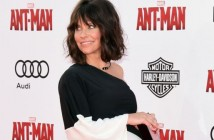 pregnant-evangeline-lilly-ant-man-premiere