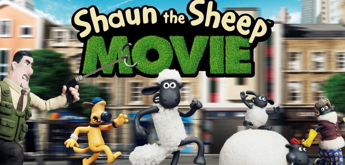 "SHAUN THE SHEEP MOVIE - ""Feels Like Summer With You"" Music Video! 2"