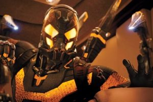 MARVEL'S ANT-MAN / New clips and featurettes