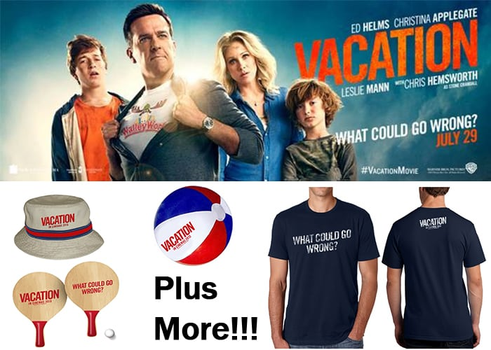 vacation - summer giveaway