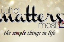 what matters most-FB Cover