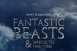 """Filming Gets Underway On """"Fantastic Beasts And Where To Find Them"""" 1"""