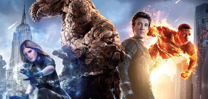 Fantastic Four Remake  Fails T Be Fantastic At Weekend Box Office And To Critics 2